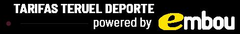 Tarifas Teruel Deporte